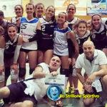 Aduna Volley femminile: prima divisione promossa in D