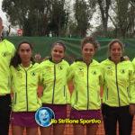 CS Plebiscito tennis: riprende il campionato di serie B femminile