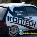 Scettri incontra la storia al rally di Piancavallo