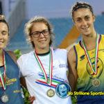 Assindustria Sport: argento e record regionale per Laura Dalla Montà sui 3000 siepi