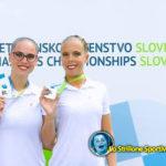 Nuoto sincronizzato: argento per le ondine di CS Plebiscito Barbato e Duchini agli europei master in Slovenia