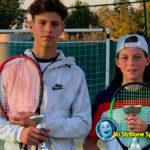 Tennis: Giovanni Bettella e Andrea Martellato incetta di titoli al Tennis Club 82 di Treviso