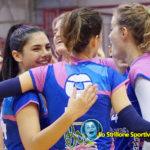 Volley B2 femminile: Eraclya Aduna, terzo successo di fila.