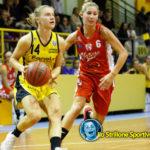 Basket A2 femminile: il Fanola domina Varese e fa 2 su 2