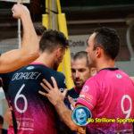 Volley B maschile: Alva Inox, tre punti sudati contro Montecchio