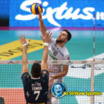 Superlega Volley: Scivolone Kioene, Milano ne approfitta