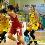 Basket A2 femminile: il Fanola non molla mai, ma la vittoria è di Castelnuovo Scrivia