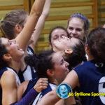 Volley B2 femminile: Vittoria epica dell'Aduna su Fratte