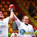Kickboxing: Giulia Compagna Campionessa d'Europa di KickLight