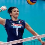 Il volley piange Sara Anzanello