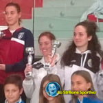 Scherma: Valentina Amenduni del Cus Padova prima nella gara di selezione regionale