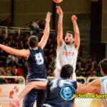 Basket B maschile: esordio vincente dell'Antenore Energia Padova