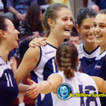 Volley B/2 femminile: Aduna, incantesimo spezzato, battuta Chions al tie-break