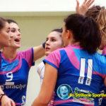 Volley B2 femminile: Aduna, lo 0-3 a Trieste vale la vetta