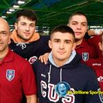 Lotta grecoromana: CUS Padova, Nicolaev bronzo in Coppa Italia