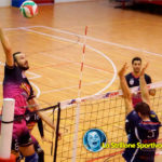 Volley B maschile: quinta vittoria consecutiva per l'Alva Inox Delta Volley