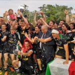 L'Argos Petrarca è Campione d'Italia Juniores 2019