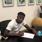 Calcio Padova: arrivato Joel Baraye dall'Entella