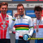 Mondiali di ciclismo: Eekhoff vince la volata ma il campione del mondo è Samuele Battistella