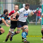 Rugby Peroni Top 12: Petrarca in testa alla classifica. Rovigo, vittoria all'ultimo minuto