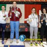 Scherma: oro e bronzi padovani ai Campionati Italiani Under 23