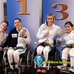 Scherma paralimpica: oro e argento per Marta Nocent
