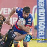 Rugby: Rovigo e Petrarca ad un passo dalla finale di Coppa Italia