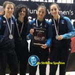 Scherma, Coppa del Mondo U20: argento per Benedetta Fusetti e Maddalena Vestidello