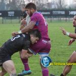 Rugby Top12: il Petrarca fa tris contro le Fiamme Oro