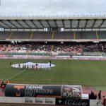 Cifre riassuntive del Calcio Padova in serie C girone B stagione 2019-2020