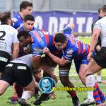 Rugby TOP10: Rovigo ride, Mogliano no