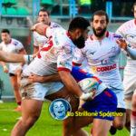 Rugby TOP10: al Rovigo non riesce la rimonta a Reggio Emilia