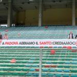 """I Tifosi """"ACB Mario Merighi""""invocano l'aiuto del """"Santo""""!"""