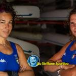 Veronica Lisi e Stefania Gobbi: due padovane a Tokyo nel 4 di coppia femminile